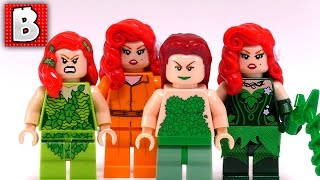 Every LEGO Poison Ivy Minifigure Ever Made!!! | Collection Review