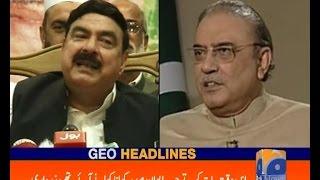 Geo Headlines 09 PM 22-March-2017