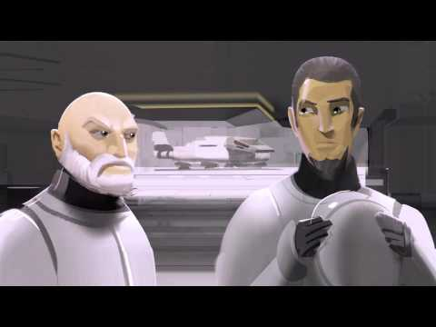 Star Wars: Rebels Season 1: Director Talks Season 2 Blu-ray/DVD Bonus Feature