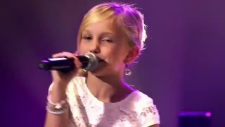 The Youngest Contestants Sing Carpenter's Top Of The World - Voice Kids
