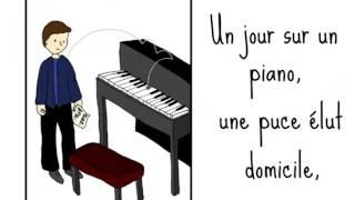 La puce et le pianiste - Yves Duteuil