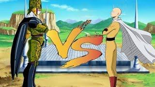 Cell VS Saitama