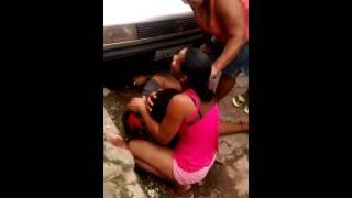 Filho morre nos braços da mãe em Valadares
