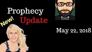 Trump, Israel, Turkey, and Iran Prophecy News May 22,2018