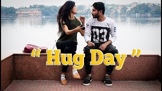 Valentines day   ❤️ Hug Day Special 14 February   | Indian funny video | makkariya