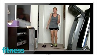 Netflix Fit Tip: How to Workout While You Watch TV | Fitness