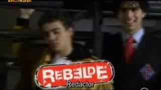 Rebelde capitulo 152 parte 5 1 temporada