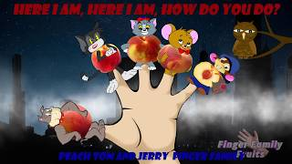 Tom and Jerry Wrong Bodies Finger Family Song - Tom and Jerry Cartoon Nursery Rhymes Songs for Kids