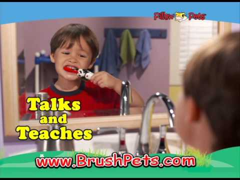 Pillow Pets Brush Pets Commercial