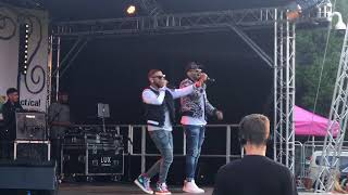 Kamal Raja Ft Jasz Gill At Southall Mela