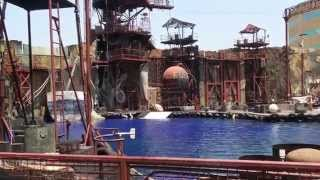 WaterWorld, Universal Studios Hollywood (Full Show HD + HQ Sound, Updated 2014)