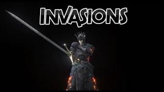 Dark Souls 3 Invasions - Mid Level Intelligence Build