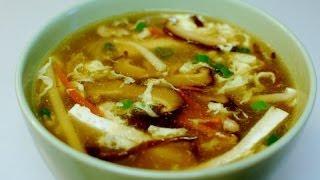 辣酸辣湯 Spicy Hot and Sour Soup: Authentic Chinese Cooking