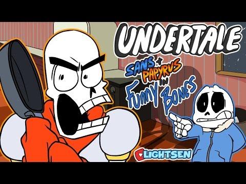 Xxx Mp4 UNDERTALE Animated Short Funny Bones 3gp Sex