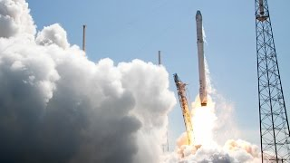 SpaceX rocket landing: So close to making space history
