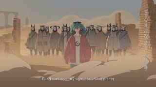 Hachi MV - Sand Planet feat. Hatsune Miku [English Subs]