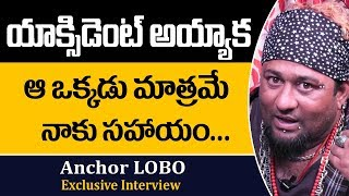 Anchor LOBO about his Accident Issue | Patas Comedian LOBO Exclusive Interview | Mr Venkat TV