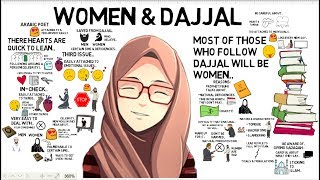 ADVICE TO MUSLIM WOMEN (About Dajjal) - Tim Humble Animated