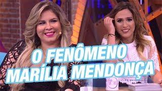 LADY NIGHT | Tatá Werneck e Marília Mendonça | ENTREVISTA | Multishow