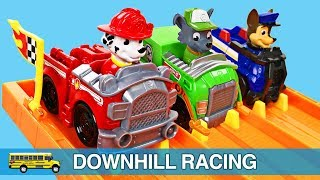 #1 Best Toddler Learning Colors Paw Patrol Racing Hot Wheels Cars for Kids Teaching Children Colours