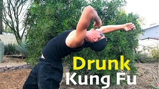 DRUNKEN STYLE KUNG FU - Lesson 1