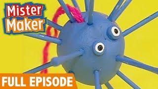 Mister Maker - Series 1, Episode 9