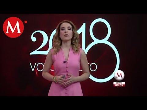 Xxx Mp4 Cobertura Especial Voto X Voto 2018 Con Azucena Uresti 3gp Sex