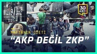Zulümle kalkınma partisi…Hukuk skandalı…AKP milis eğitiyor…Kriz uyarısı…