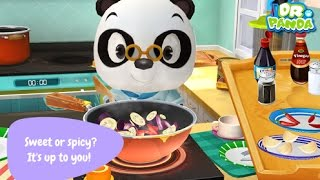 Play with Panda Chef  Fun Kitchen & Making Sushi, Food ♫ App Game For Kid By Baby Baby Channel