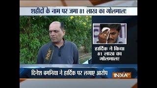 Gujarat elections 2017: Hardik Patel met Rahul Gandhi,Robert Vadra alleges Dinesh Bambhaniya