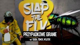 Przypadkowe Granie #63: Slap The Fly - Czitery! w/ GamerSpace, Tomek90, Guga