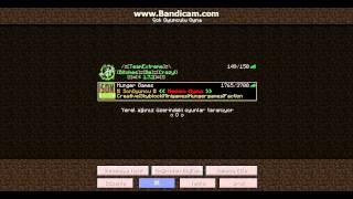 Minecraft son oyuncu kaydol