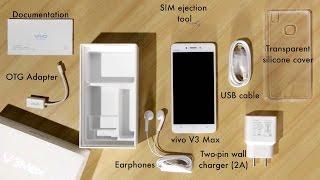Vivo V3 Max: Unboxing