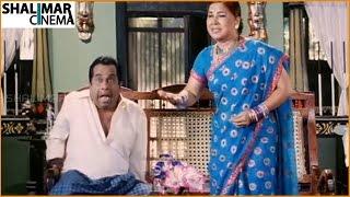 Brahmanandam & Kovai Sarala Comedy Scenes Back to Back || Part 03/ 3 || Telugu Latest Comedy Scenes