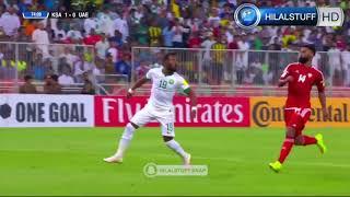جميع أهداف منتخبنا الوطني السعودي في تصفيات كأس العالم  2018 😍💚. حسابي على السناب: khoute