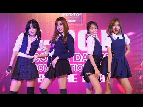 170716 [4K] UZI cover BLACKPINK - Intro + AS IF IT'S YOUR LAST (Ft. BOOMBAYAH) @ The Hub 2017 (Au)