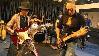 Misteri Mimpi Syakila [ Cover Song] - Live Band (Aliff Aziz Drummer)