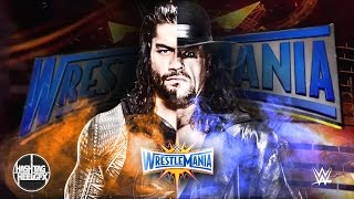 2017: WWE WrestleMania 33 2nd Official Theme Song -
