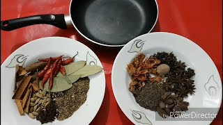 Special Spices Mix| Garaam Masala | Gorom mosola| গরম মসলা - Sabinas Kitchen