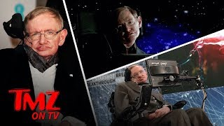 Stephen Hawking Leaves Behind An Incredible Legacy | TMZ TV
