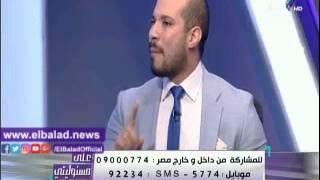 صدى البلد   مشادة على الهواء بين عبد الله رشدى ونجيب جبرائيل على الهواء