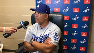 LAD@PIT: Roberts on Puig's homer in 6-5 over Pirates