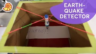 Measure Earthquakes with your own Seismograph | One Stop Science Shop