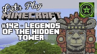 Let's Play Minecraft – Episode 142 – Legends of the Hidden Tower