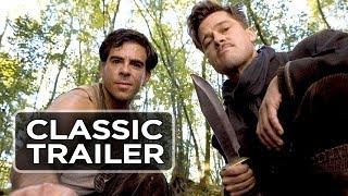 Inglourious Basterds Official Trailer #1 - Brad Pitt Movie (2009) HD