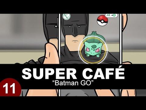 Super Cafe: Batman GO