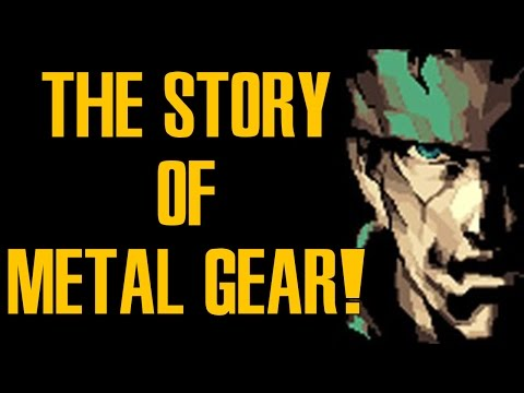 A Look At Metal Gear Solid s Story