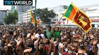Sri Lanka's power struggle continues, who is incharge of the island nation?