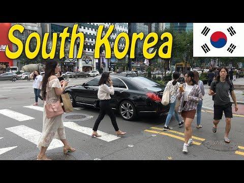 South Korea 4K. Interesting Facts About South Korea