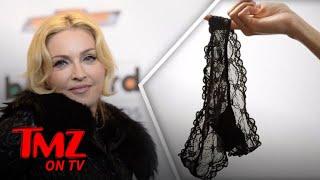 Madonna Loses Track Of Her Panties? | TMZ TV